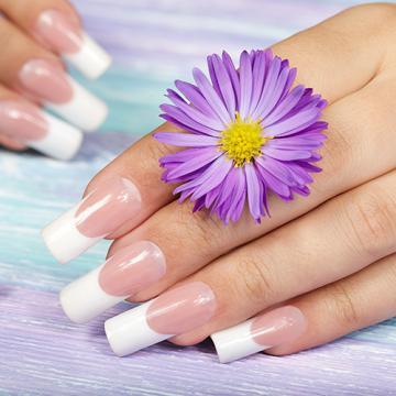 Mylar Gel Nails